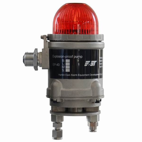 P 40防爆抽气泵如何接线图片